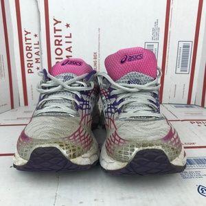 Asics Shoes - Asics Womens Gel Nimbus 17 T557N Size 8